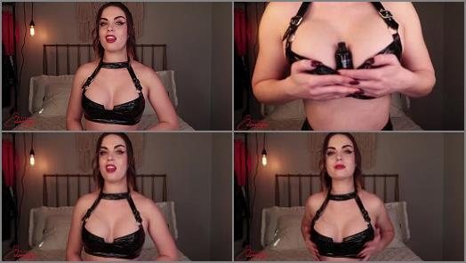 Seduction – Princess Camryn starring in video 'Aroma Perversion'