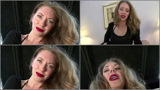 Mistress T starring in video Pull out your cock Stepmom will show you how of Club Stiletto FemDom studio preview