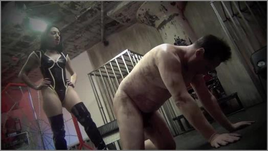 DomNation  Cybill Troy  MY BOOTS WILL ENSLAVE YOU preview