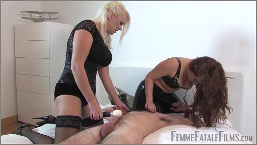 Femme Fatale Films  Gasping To Cum For Lady Mia Harrington Super HD preview