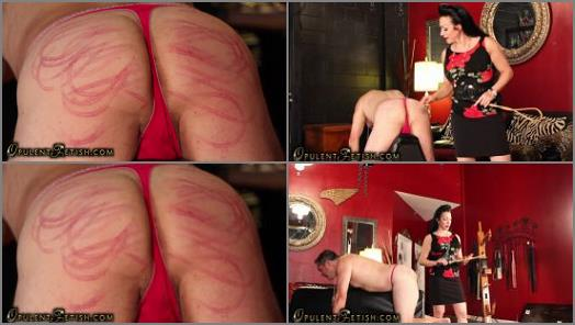 Classic Caning -   Goddess Cheyenne, Opulent Fetish, Anniversary Cane