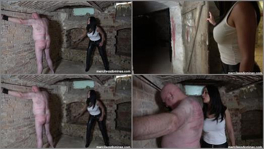 Merciless Dominas Mistress Mera online Know Your Place  WHIPPING preview