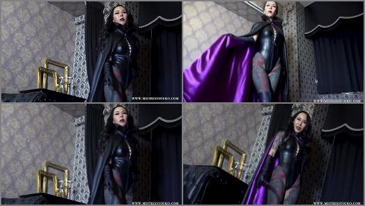 Mistress Youko starring in video The Villainess With A Black Cloak 2 preview