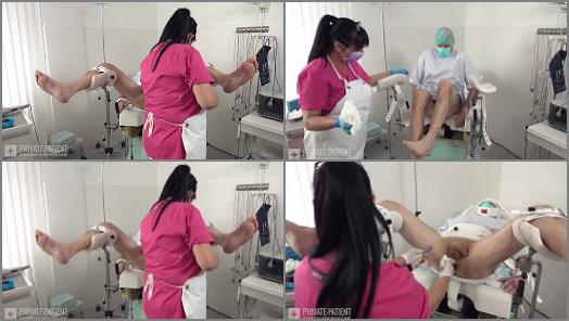 Spanking – Private Patient 2021, Dr.Ira online, (SEGU)FIXED – Part 1-3 – Medical Fetish