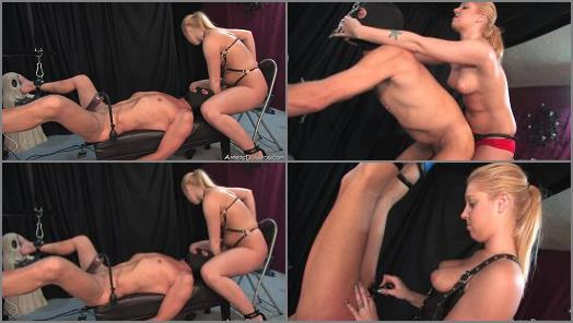 Anal Play – Ambers Dungeon – Mistress Hollie is a Dominatrix