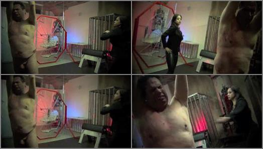 Leather – Asian Cruelty – THE RAGING BULLWHIPS OF A ROYAL EMPRESS –  Empress Kim Lee