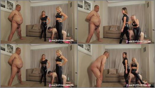 Female Domination – Brat Princess 2 – Amber and Lexi – We Need to Have the Perfect
