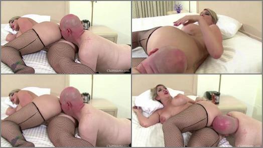 Ass Smelling – Club Stiletto Femdom – Sniff all My Farts while I sleep –  Goddess Kelli