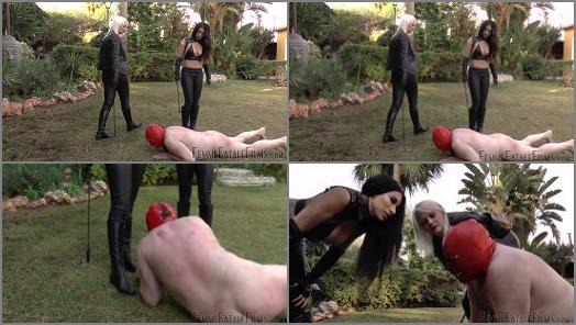 Verbal Humiliation – Femme Fatale Films – Bullying The Beast – Super HD –  Divine Mistress Heather, Goddess Tangent