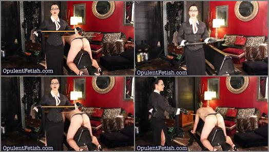 Goddess Cheyenne  Opulent Fetish  Caning 101 preview