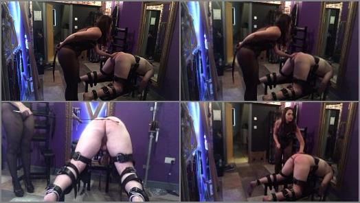 Goddess Gynarchy  Slave Whipping Session preview