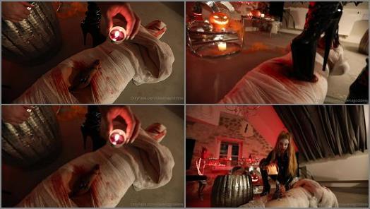 Goddess Slavena  Halloween Session preview
