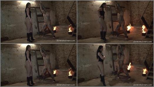 Boots – Amator – A Loving Balls Treatment –  Mistress Luciana