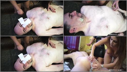 Latex – Astro Domina – Body Waxing My Slave