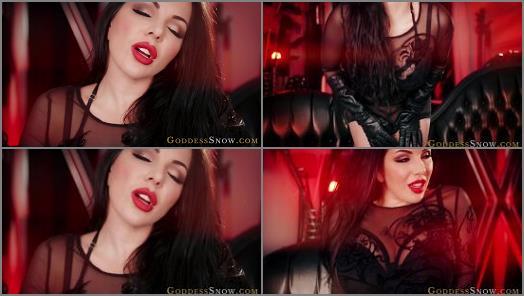 Masturbation Encouragement – Goddess Alexandra Snow – Goddess Worship – Sneak into my room