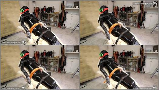 Hinako Bondage Clinic  Sound Trance Induced Ejaculation Sub Climaxes Without Being Touched Only Bondage and Sound preview
