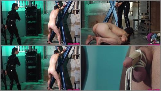 Latex – PAIN EMPORIUM – DATE WITH A DOMINATRIX MP4 – Starring Cybill Troy