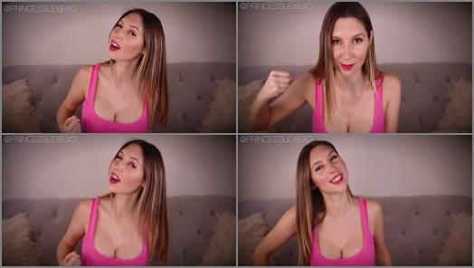 Big Tits – Princess Lexie starring in video 'Just A Little Taste'