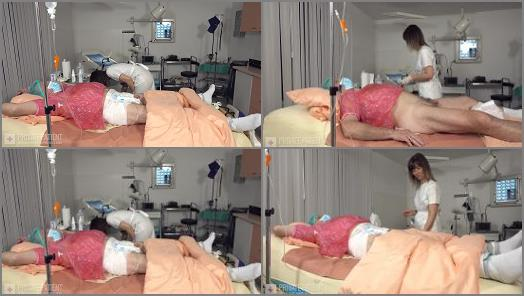 Dr. Eve 2021 – Private Patient – Diaper Time (Part 1-2) –  Dr. Eve