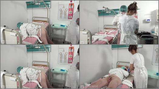 Fetish – Private Patient – Straitjacket and Segufix 01 –  Dr. Eve