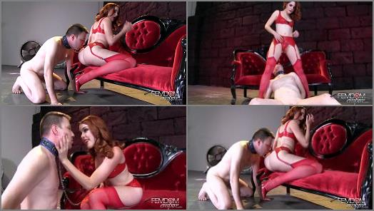 Oral Servitude – VICIOUS FEMDOM EMPIRE – Marked by Her Scent –  Mistress Armana