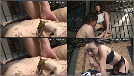 Drinking –  Wakabayashi Miho Goddess Of Filthy Toilet Vomit Gerosuka 16 Human Decay Series – GS-19