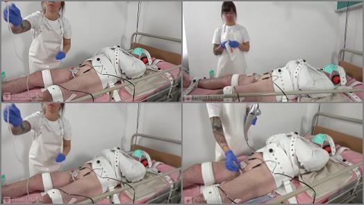 Fetish – Private Patient – Straitjacket and Segufix – Part 3 –  Dr. Eve