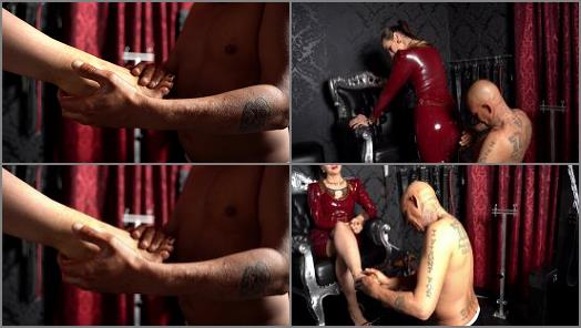 Female Domination – Sado Ladies – Stupid Oil Slave – BRANDNEW –  Lady Iveta