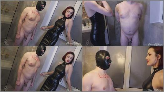 Chastity – Sin Sisters – Cuckoldress prepare herself for a date –  Lady Perse