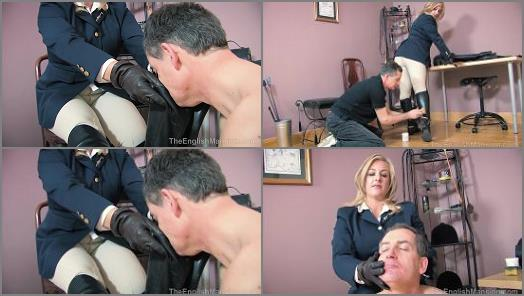Stream – The English Mansion – Stable Boy Boot Duties – Complete Movie –  Lady Nina Birch
