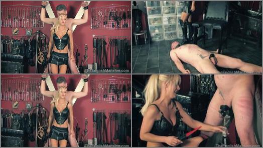 Smoke – The English Mansion – Vixen's Lair – Complete Movie –  Mistress Vixen
